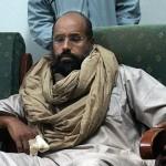 Libia: el heredero de Gadafi, condenado a muerte