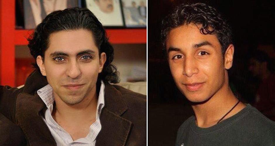 Badawi y Nimr condenados por Arabia Saudí