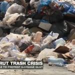 Beirut se ahoga en su propia suciedad