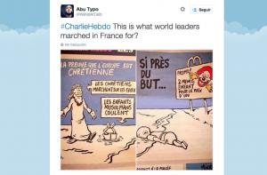 Viñetas de 'Charlie Hebdo' sobre la muerte de Aylan Kurdi.