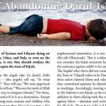 """El Estado Islámico usa la foto de Aylan Kurdi para atemorizar a quienes quieren """"Abandonar la Casa del Islam"""""""