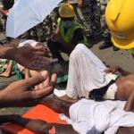Más de 700 muertos en una estampida en las afueras de La Meca