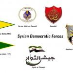 La nueva alianza kurdo-árabe