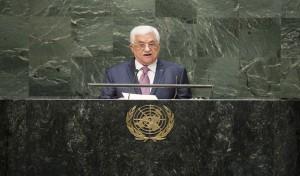 Abás en la ONU