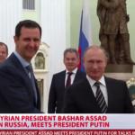 Asad, vasallo de Putin