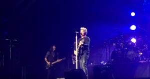 Bon Jovi, en Tel Aviv (3 OCT 15).