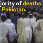 Más de 300 muertos en un terremoto en Afganistán y Pakistán