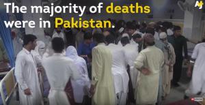 Terremoto en Pakistán (26 OCT 15).