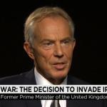 Blair pide perdón por las ADM, no por derrocar a Sadam