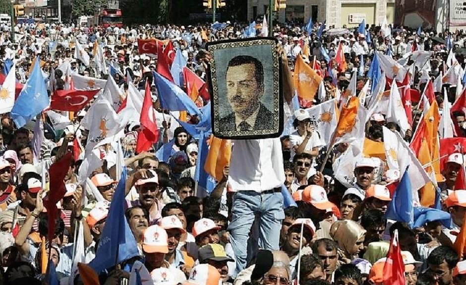 Partido Justicia AK Turquía 940x578
