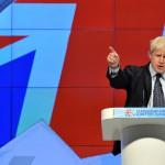 """El alcalde de Londres arremete contra los """"izquierdistas"""" del BDS"""