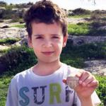 El mini Indiana Jones israelí descubre una figura milenaria