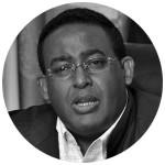 Omar Abdirashid Alí Sharmarke.