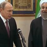 Putin, en Teherán
