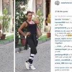 Irán: le prohíben actuar por fotos como éstas