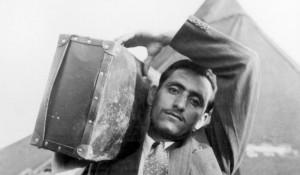 Refugiado judío iraquí (1951).
