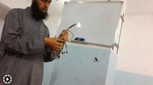 La 'universidad' del Estado Islámico.