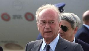 Isaac Rabin.