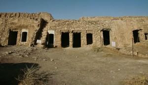 Monasterio de San Elías (Mosul, Irak).