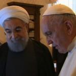 El Papa y el ayatolá