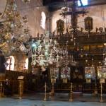 Descubren un antiguo icono en la iglesia de la Natividad de Belén