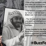 Identificado un segundo miembro de los 'Beatles terroristas'