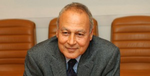 Ahmed Abul Gheit.