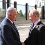 Putin anuncia la visita a Moscú de Netanyahu