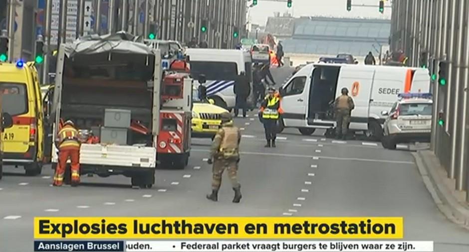 VTL, retransmisión atentado