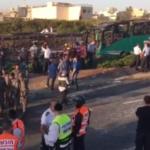 Israel: los autobuses vuelven a ser objetivo terrorista