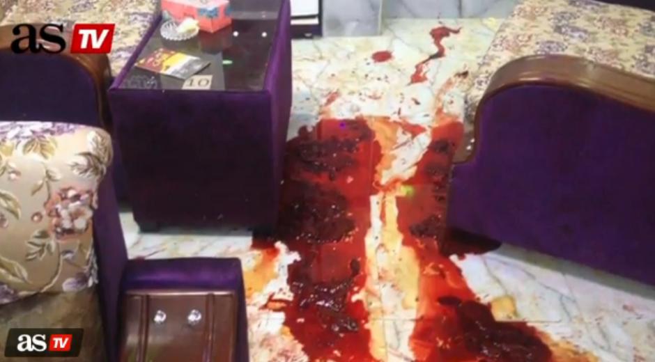 Matanza del Estado Islámico en la peña madridista de Balad (Irak), 13 MAY 16.