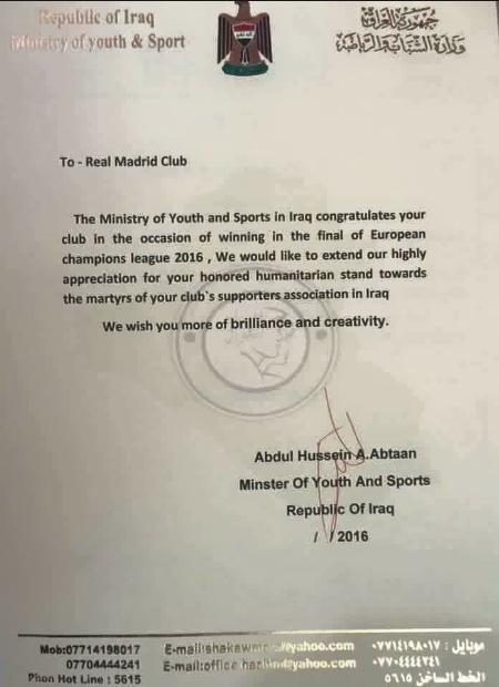 carta-ministro-irak-madrid