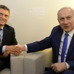 Histórica visita de Netanyahu a la Argentina