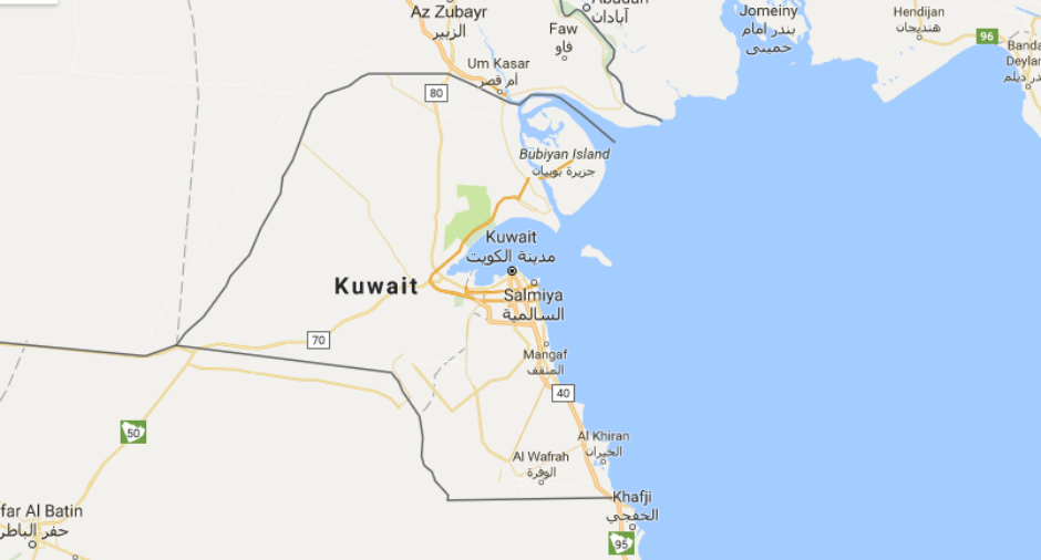 mapa-kuwait