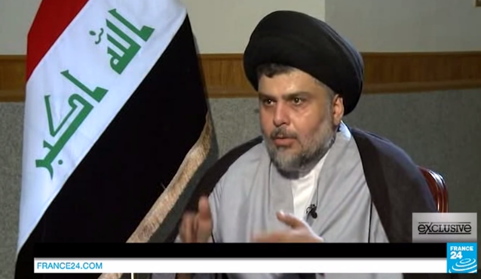 Muqtada al Sader.