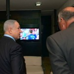 Histórica visita a Israel del canciller egipcio