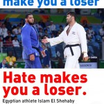 Odiar es de perdedores