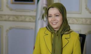 Maryam Rayavi, líder de los Muyahidines del Pueblo de Irán (MPI).