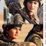 Muere la 'Angelina Jolie' kurda