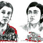 El Sájarov 2016, a dos exesclavas yazidíes del Estado Islámico