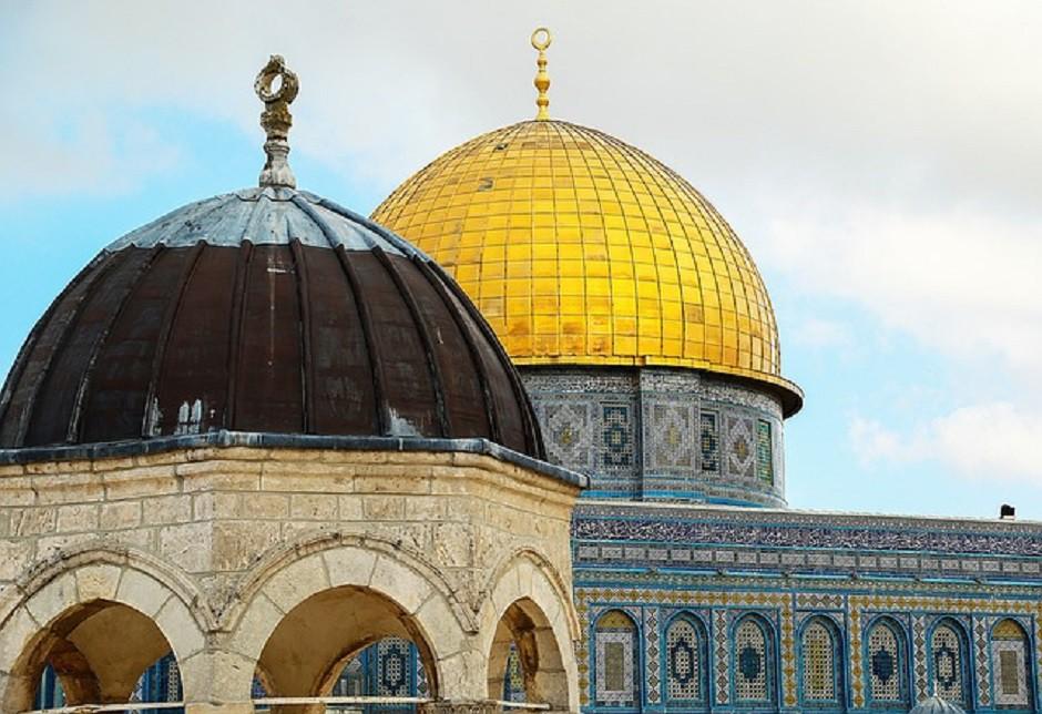 Mezquita de la Roca, Jerusalén (Israel)