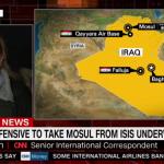 Comienza la toma de Mosul