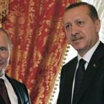 Los flamantes socios de Erdogan: Irán y Rusia