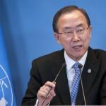 Ban Ki Moon reconoce la tendenciosidad antiisraelí de la ONU