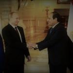 Sisi apuesta por Putin y Trump