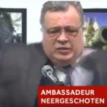 """Turquía: asesinan al embajador ruso al grito de """"¡Alá es grande!"""""""