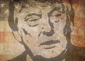 Donald Trump. presidente de EEUU