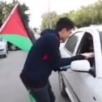 Palestinos: volvieron a celebrar en la calle una matanza terrorista