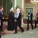 Irán: el Gobierno feminista sueco se retrata ante los ayatolás misóginos