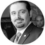 Saad Hariri.